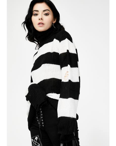 Seven Knit Turtleneck Sweater