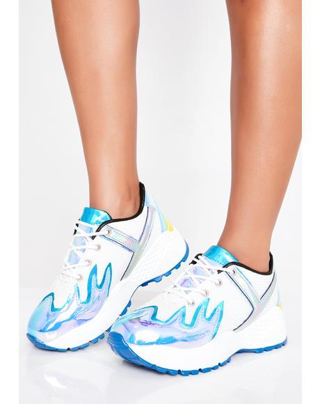 Pure Blaz3 Platform Sneakers