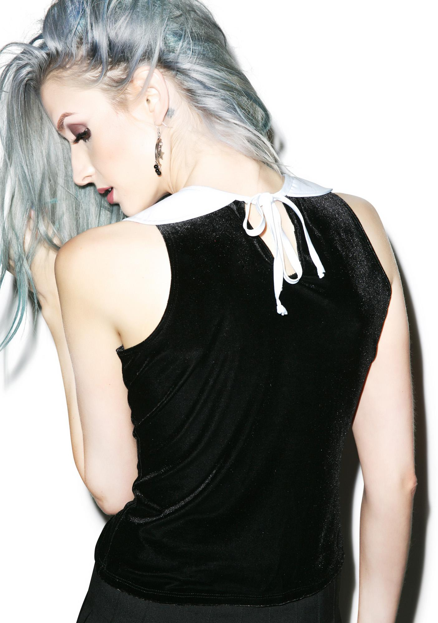 The Bad Witch Top