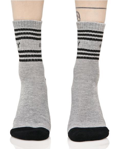 Taylor Crew Socks