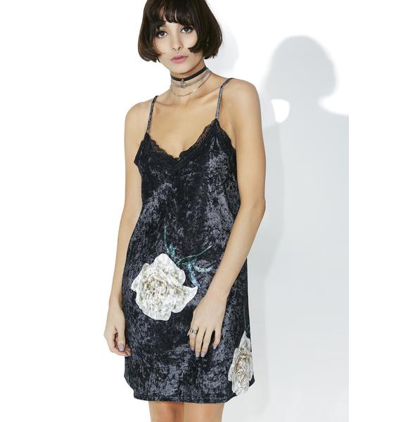 Piper Velvet Slip Dress