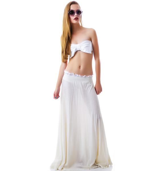 Wildfox Couture 70s Wildfox Groupie Skirt