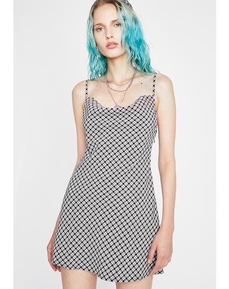 Coal Not Guilty Mini Dress