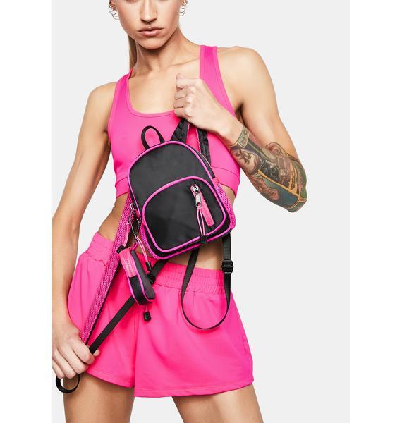 Club Exx Pixie Court Mini Backpack
