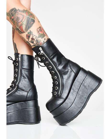 Vampyro Platform Boots