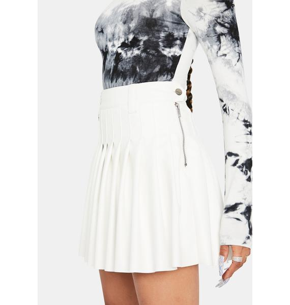Pure Troubled Soul Pleated Skirt