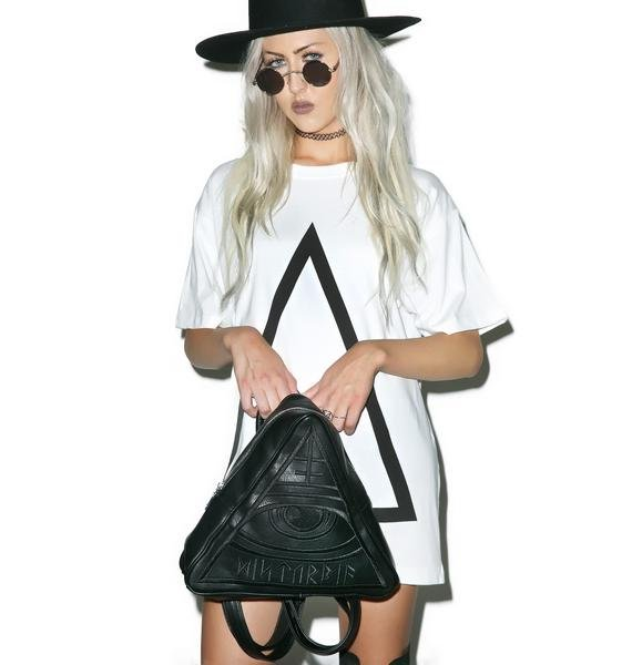 Disturbia Pyramid Backpack