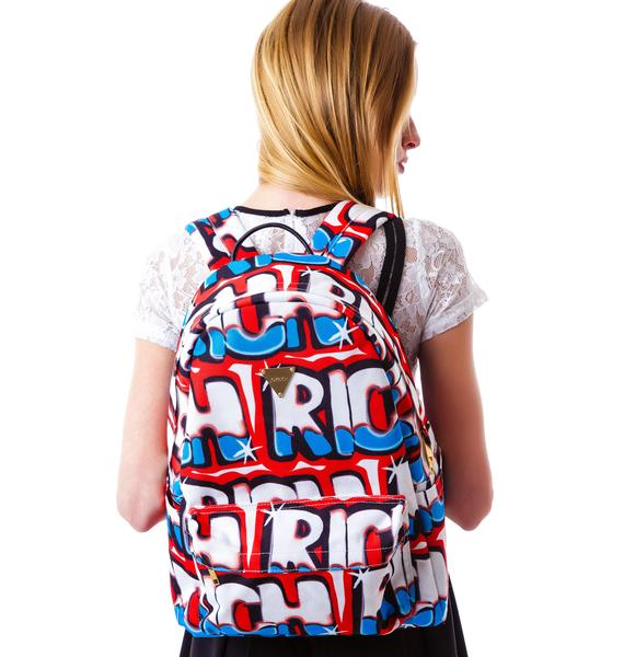 Joyrich Rich Graffiti Backpack