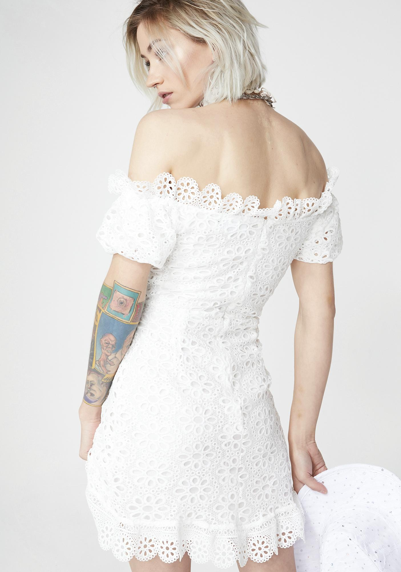 Lust For Life Eyelet Dress
