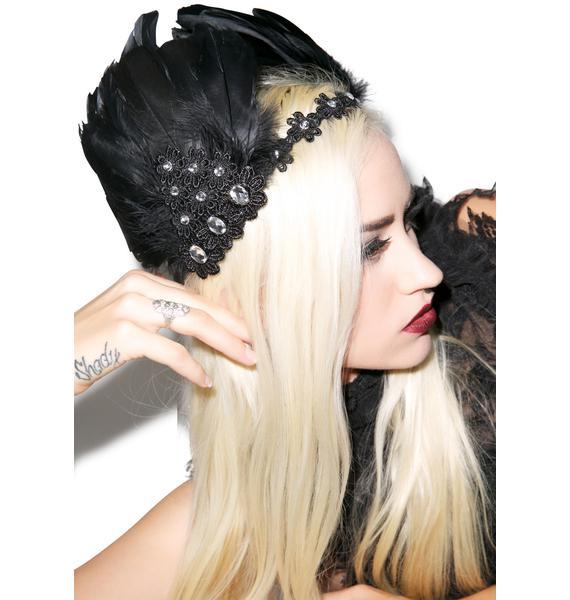 Fly Me To Heaven Headband