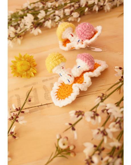 Gleam N Grow Crochet Hair Clip Set