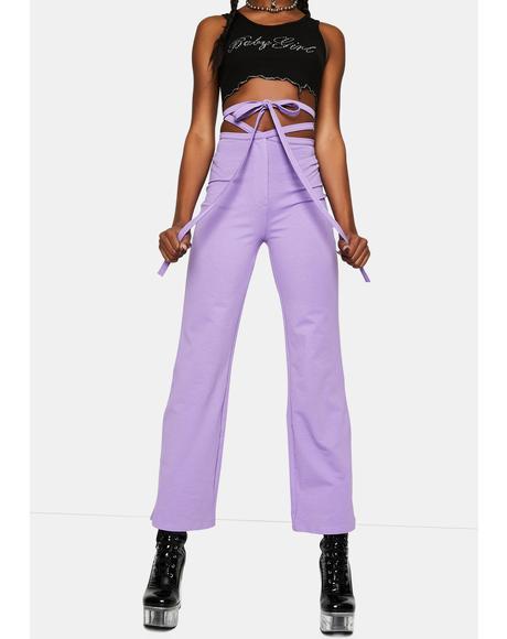 High Waist Viola Pants