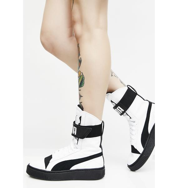 PUMA Platform Sneaker Boots