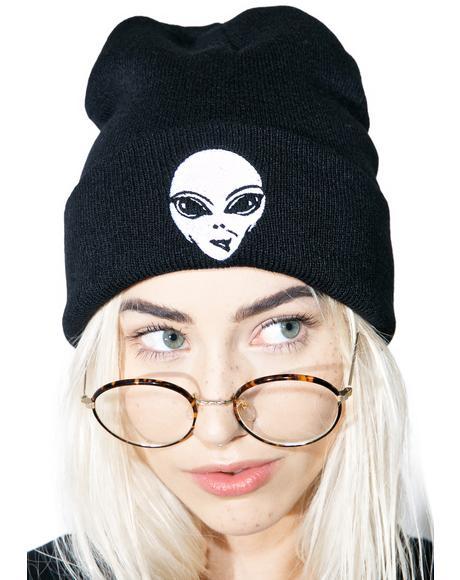 Alien Beanie