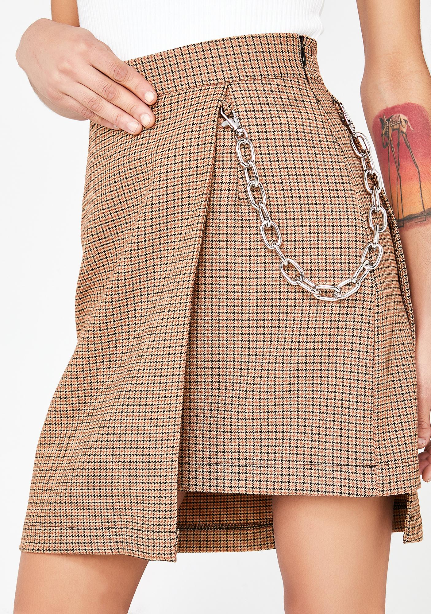 The Ragged Priest Recall Skirt