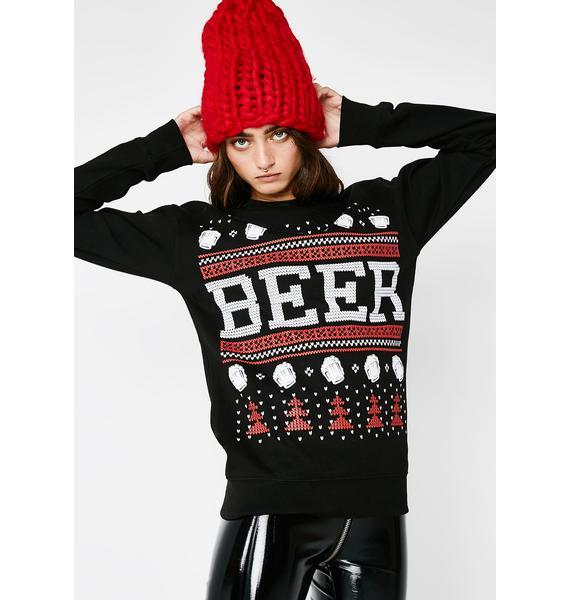Beer Cheerz Sweater