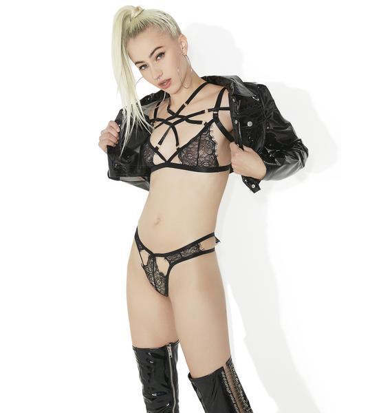 Oh My Mistress Lingerie Set