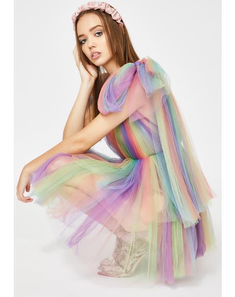 Dream Come True Mini Dress