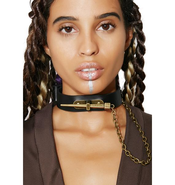 Point Blank Chain Choker