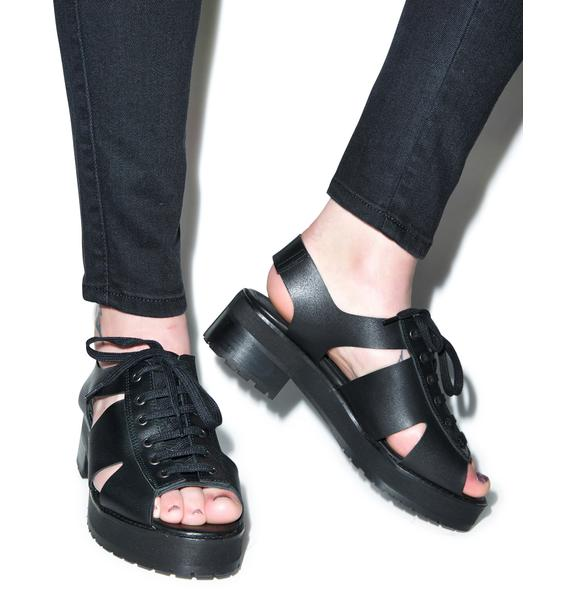 Intentionally Blank Catapult Sandals