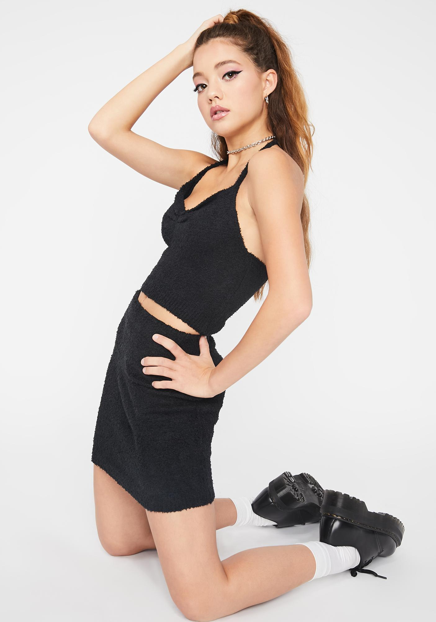 Priceless Rage Halter Skirt Set
