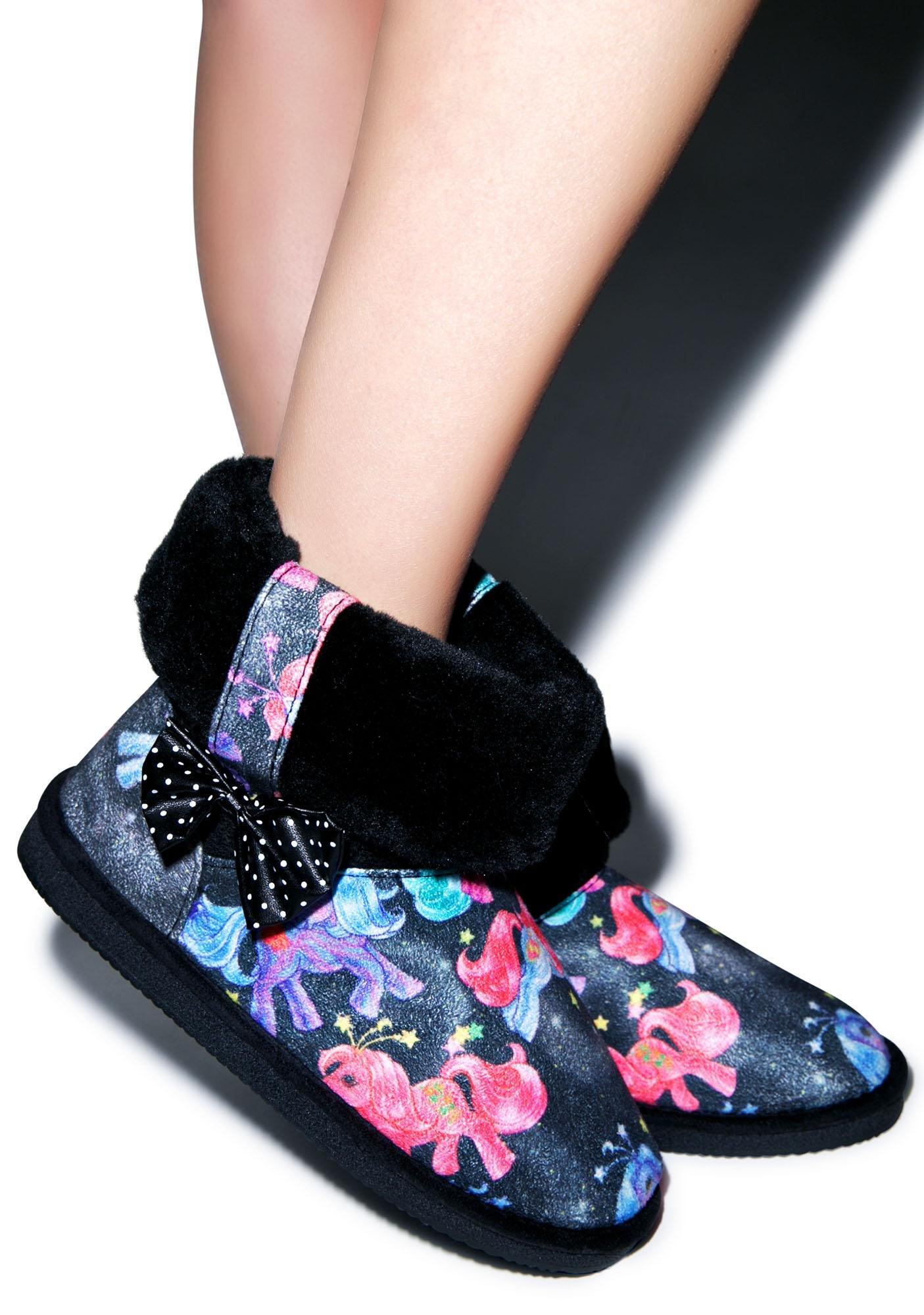 Iron Fist My Little Pony Low Fugly Boot