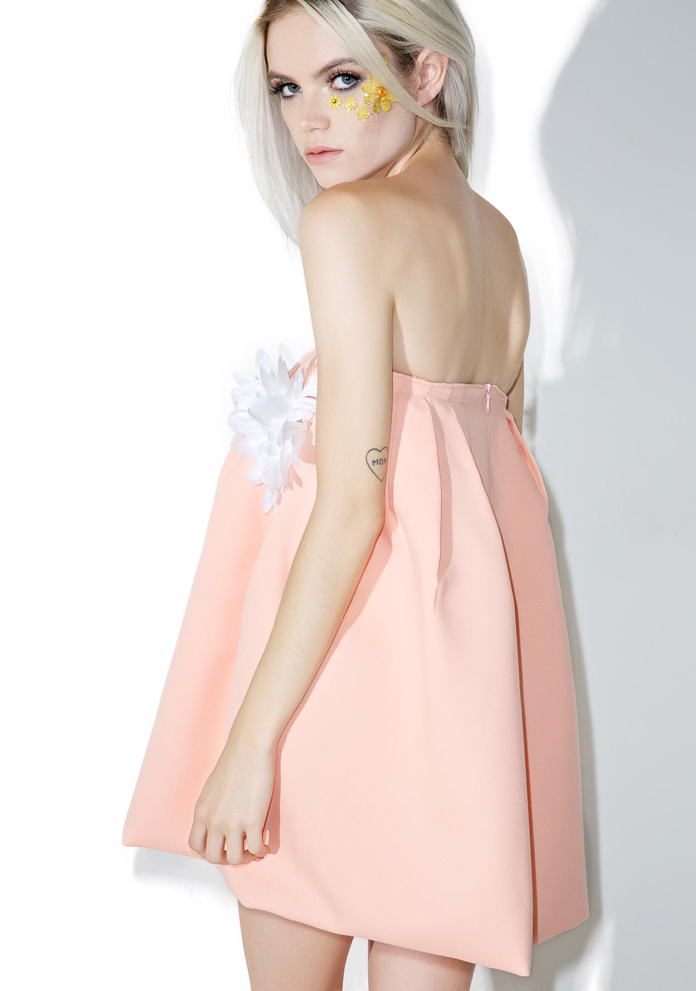 Fete Fleur Bubble Dress