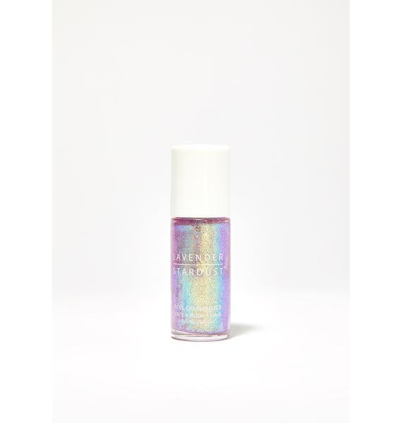 Lavender Stardust Starstruck Roll-On Body Shimmer
