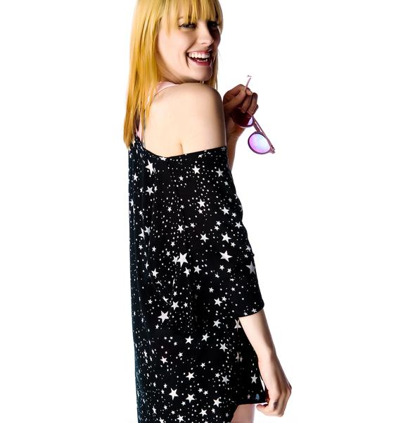 Wildfox Couture Starry Night Tahiti Tunic