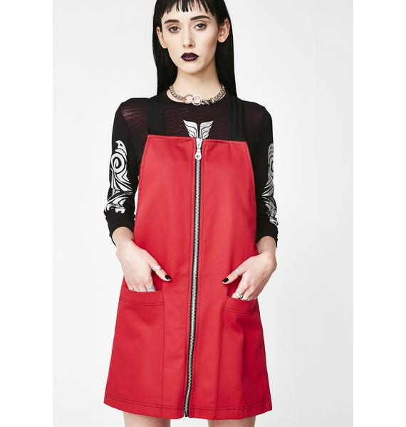 The Ragged Priest Rate Dress