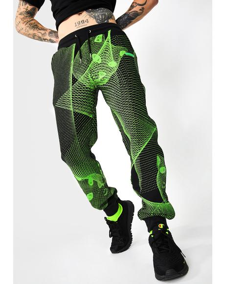 Future Trip Glow In The Dark Sweatpants