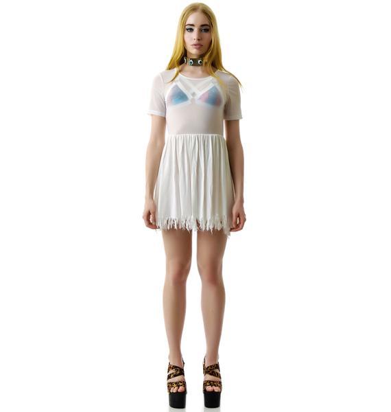 UNIF Shredder Dress