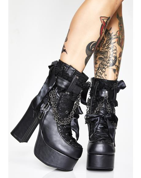 Charade Shock Ankle Boots