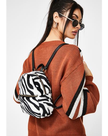 Ur Wild Side Mini Backpack