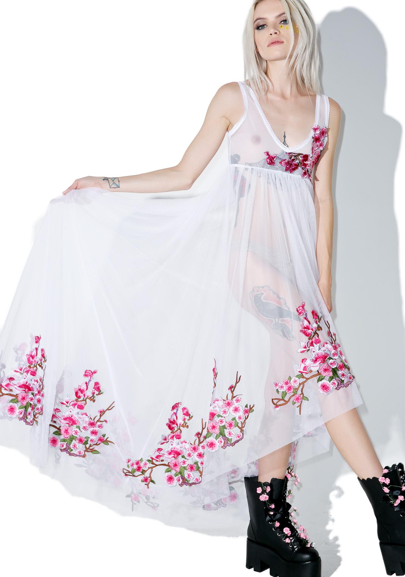 Fete Marguerite Maxi Dress