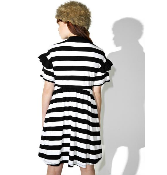 Lazy Oaf Used To Be Weird Dress