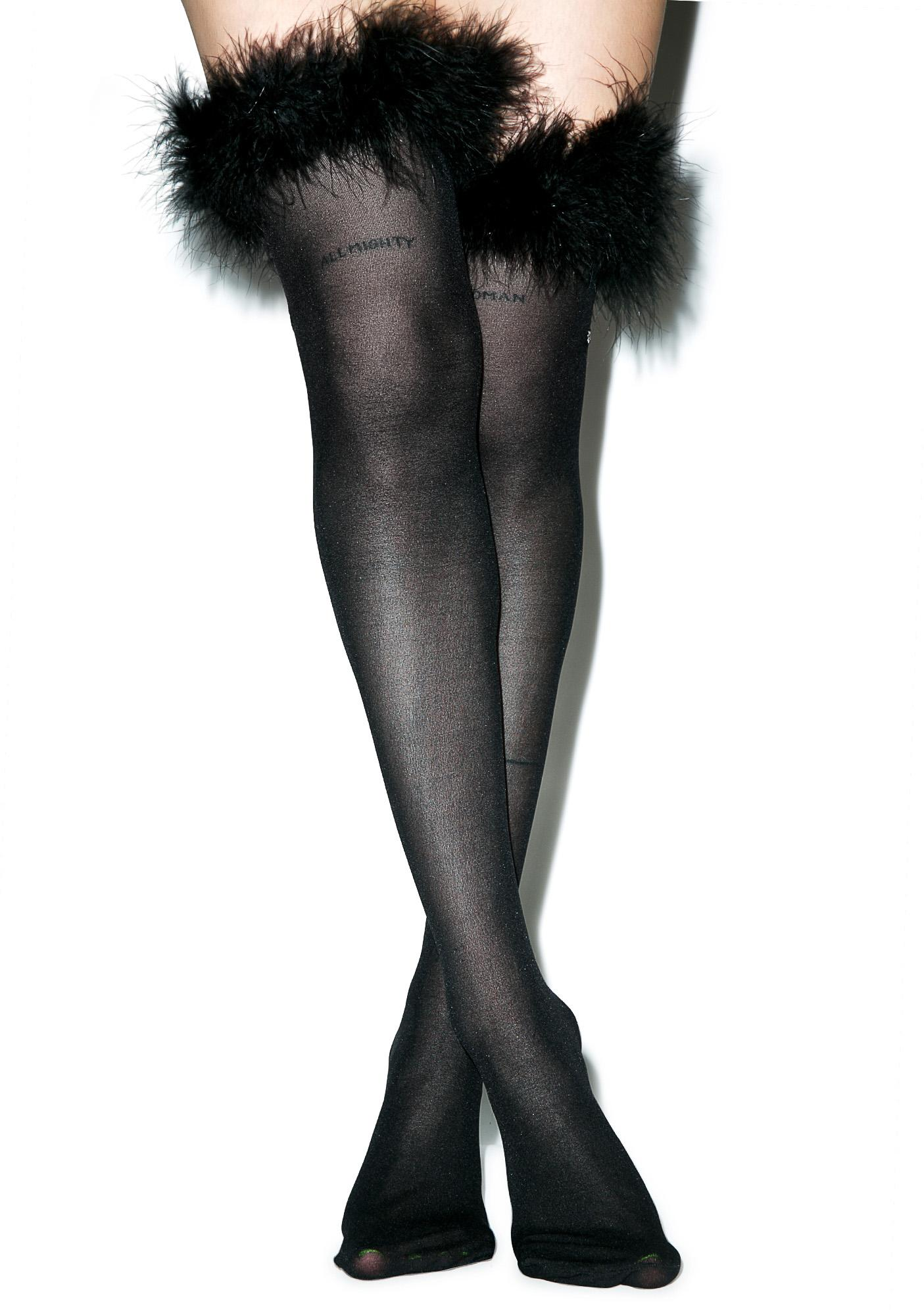 be36479c5 Stance Frosty Thigh Highs ...