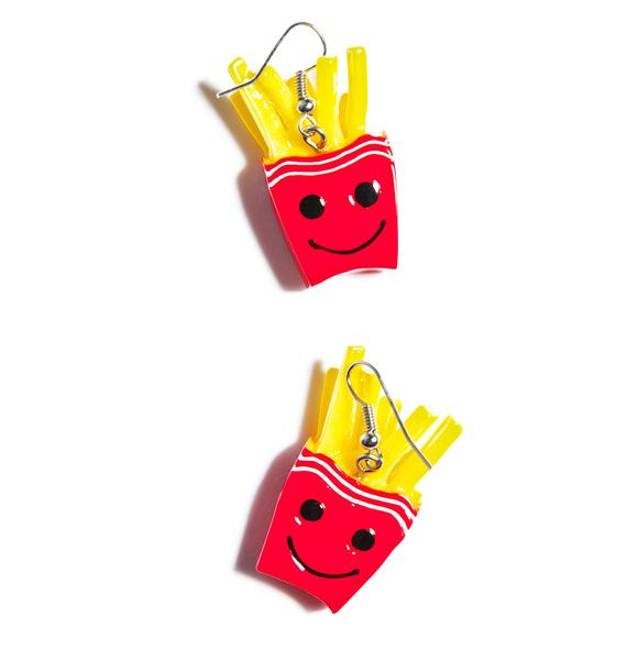 French Fryin' Earrings