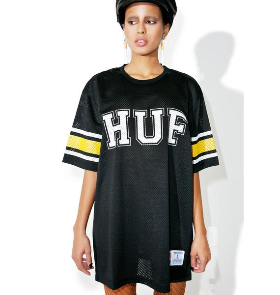 HUF Hail Mary Mesh Football Jersey