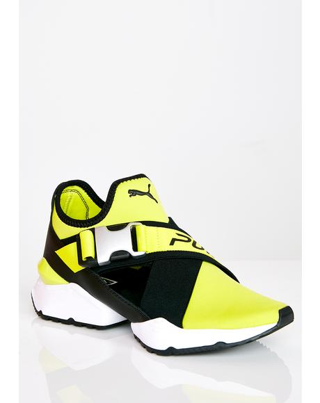 Sulphur Spring Muse Cut-Out Sneakers