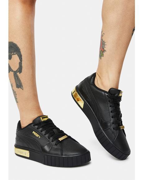 Cali Star Metallic Women's Sneakers