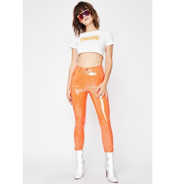 Juice Legally Flawless Vinyl Pants