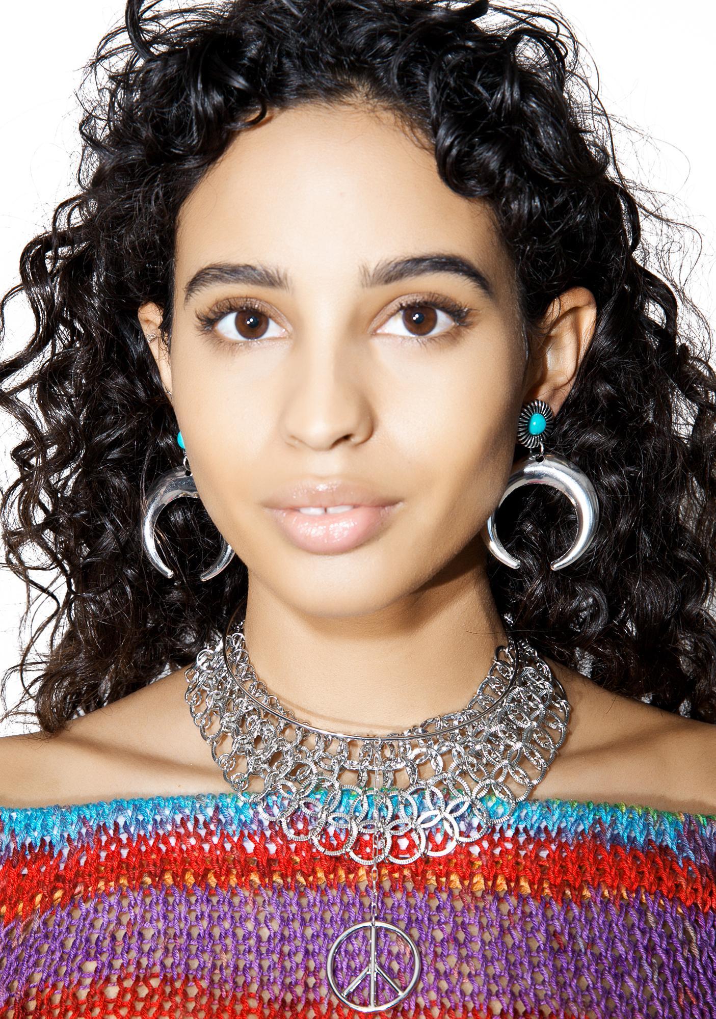 Celestia Tiered Earrings