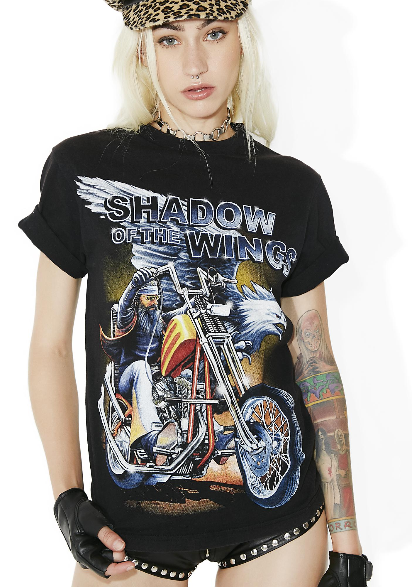 Vintage Shadow Of The Winds Tee