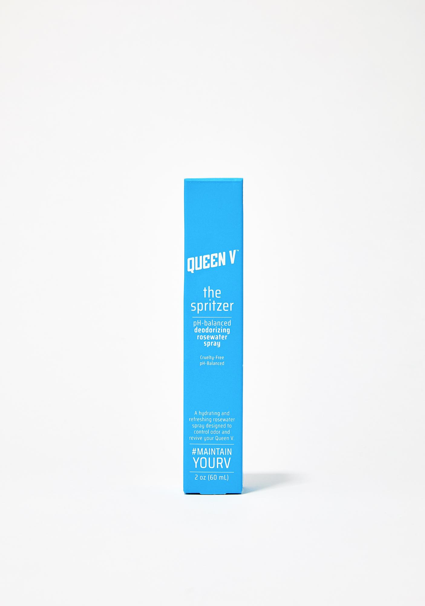 Queen V The Spritzer pH Balanced Spray