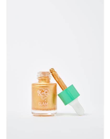 Gold Glam Tears Liquid Highlighter