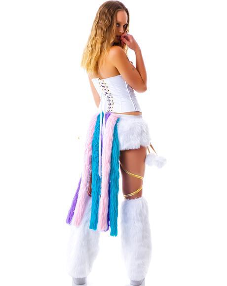 My Little Unicorn Skirt Set