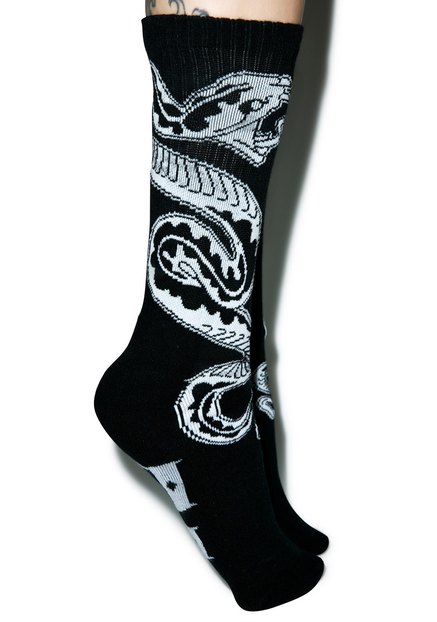 Rebel8 Run To The Hills Socks
