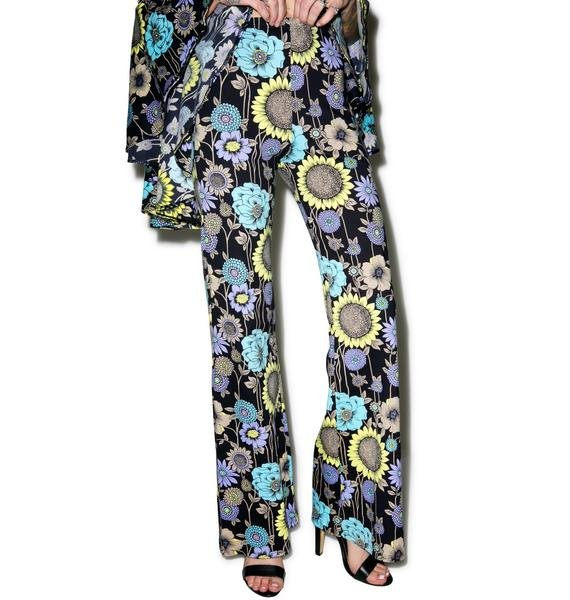 Motel Flower Power Pants