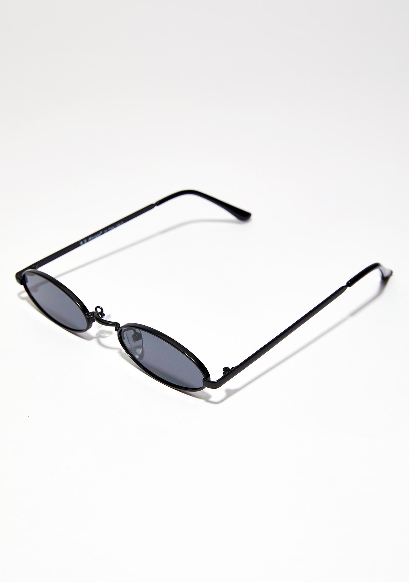 Midnight Power Trip Sunglasses